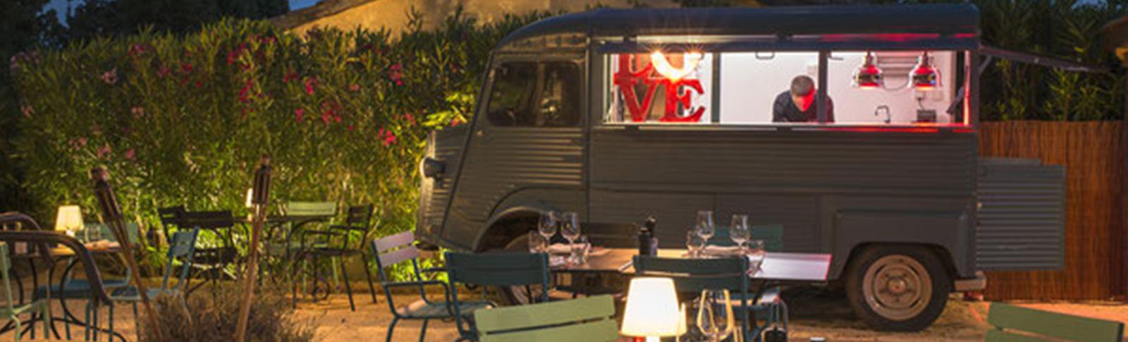 Restaurant Paradou Alpilles - ma villa en provence