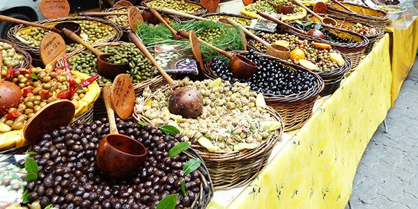 Marches de Provence et produits locaux l ma villa en provence