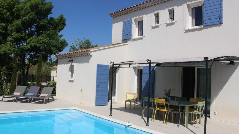Louer avec ma villa en Provence !